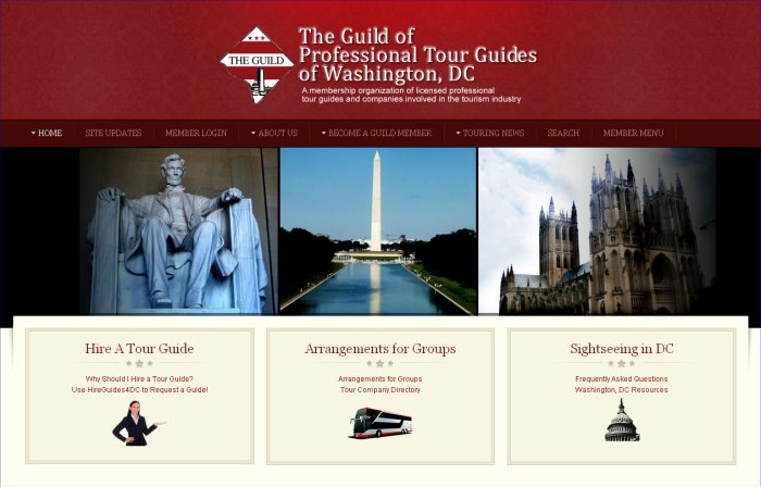 Guild of Professional Tour Guides of Washington, DC
