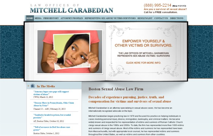 The Law Offices of Mitchell Garabedian